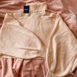 2-Piece High Neck/Skirt Set